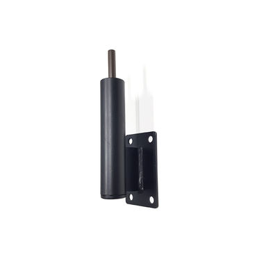 wall bracket Attach bracket to a fence post, wall or a solid surface for a more permanent installation
