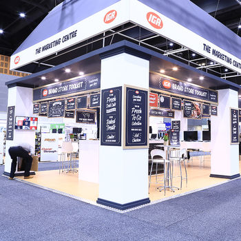 exhibition & activation solutions