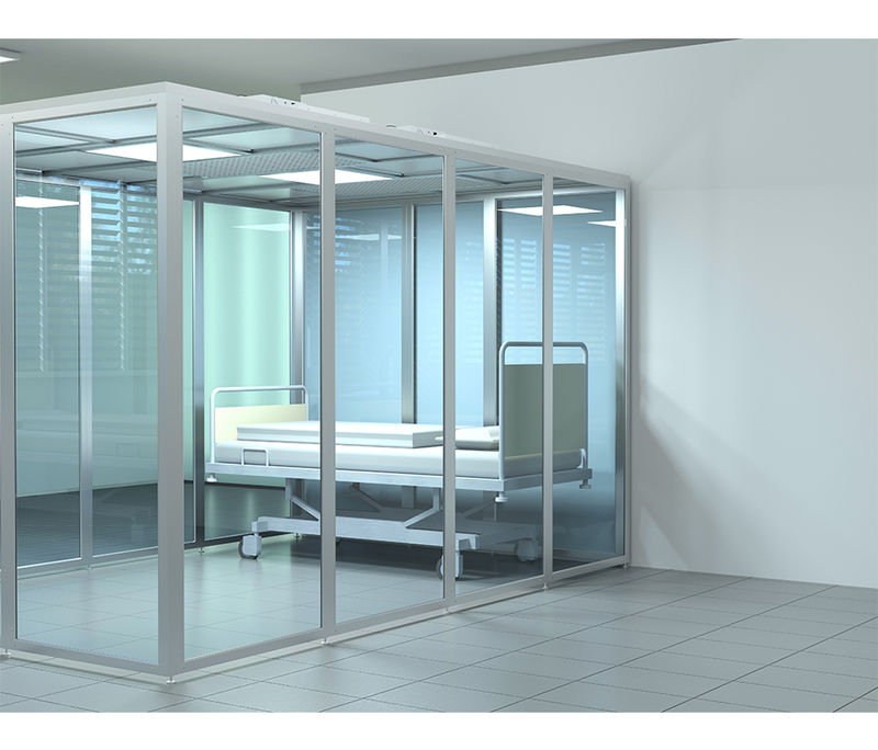 protection barriers and partitions